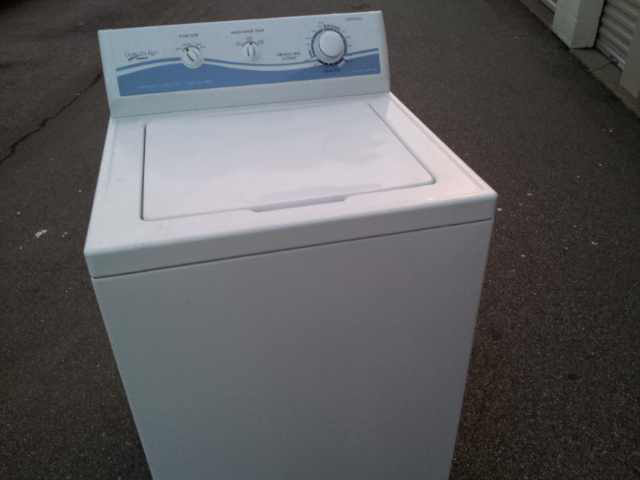 admiral washing machine